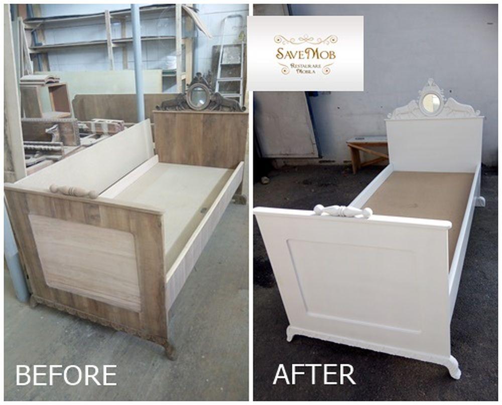 Când clientul dorește, nuanța mobilierului poate fi schimbată.