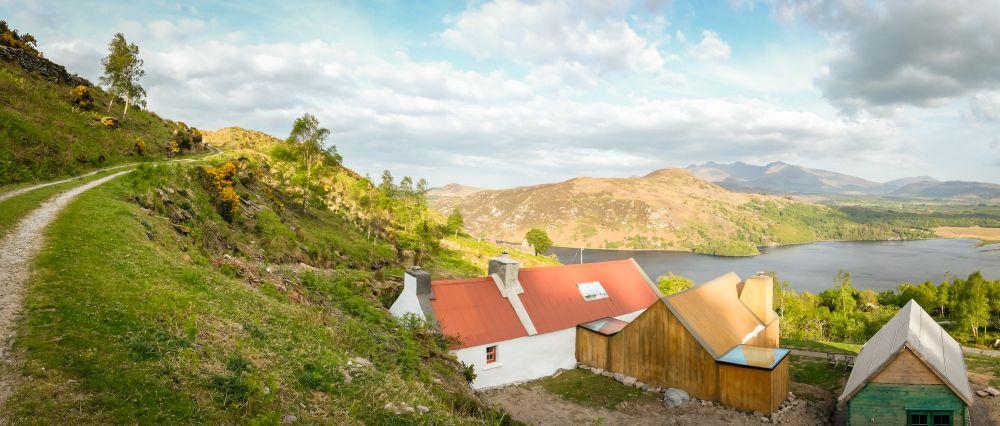 adelaparvu.com despre cabana Lost Cottage Irlanda, design Goodform, Foto Unique Home Stays (18)