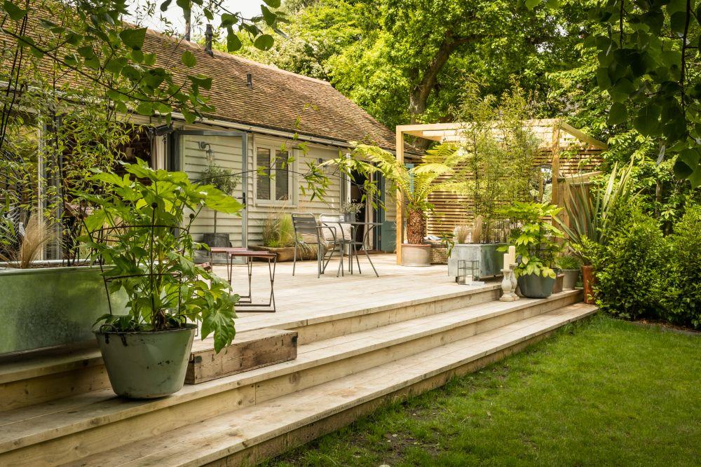 adelaparvu.com despre casa mica in Marea Britanie, turcoaz si lemn si caramida, casa de oaspeti, The Sanctuary, Unique Home Stays, Foto Unique Home Stays (32)