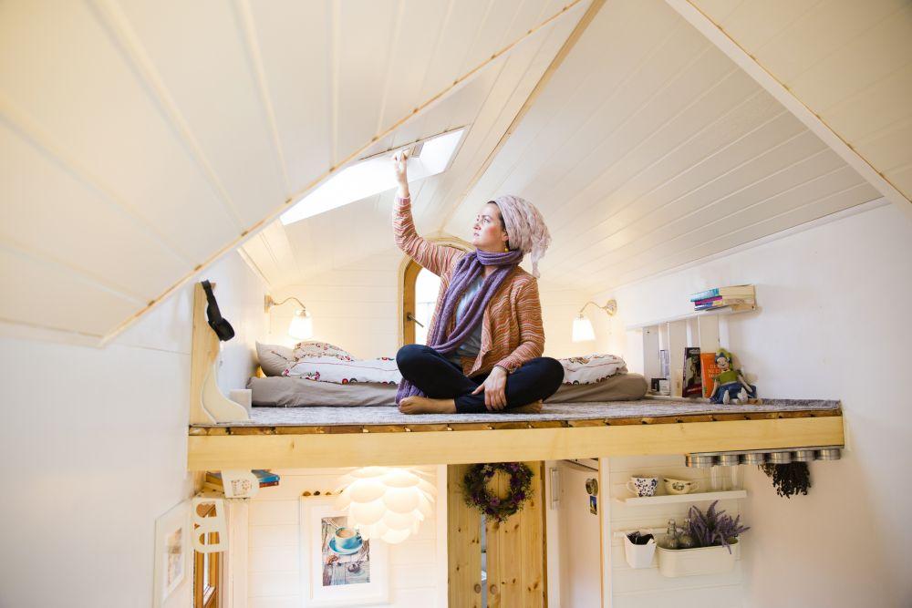 adelaparvu.com despre casa pe roti Romania, designer Gabriela Isadora, EcoTiny House, foto Bota Sorin-Andrei (10)