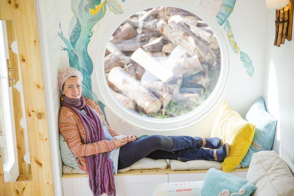adelaparvu.com despre casa pe roti Romania, designer Gabriela Isadora, EcoTiny House, foto Bota Sorin-Andrei (18)