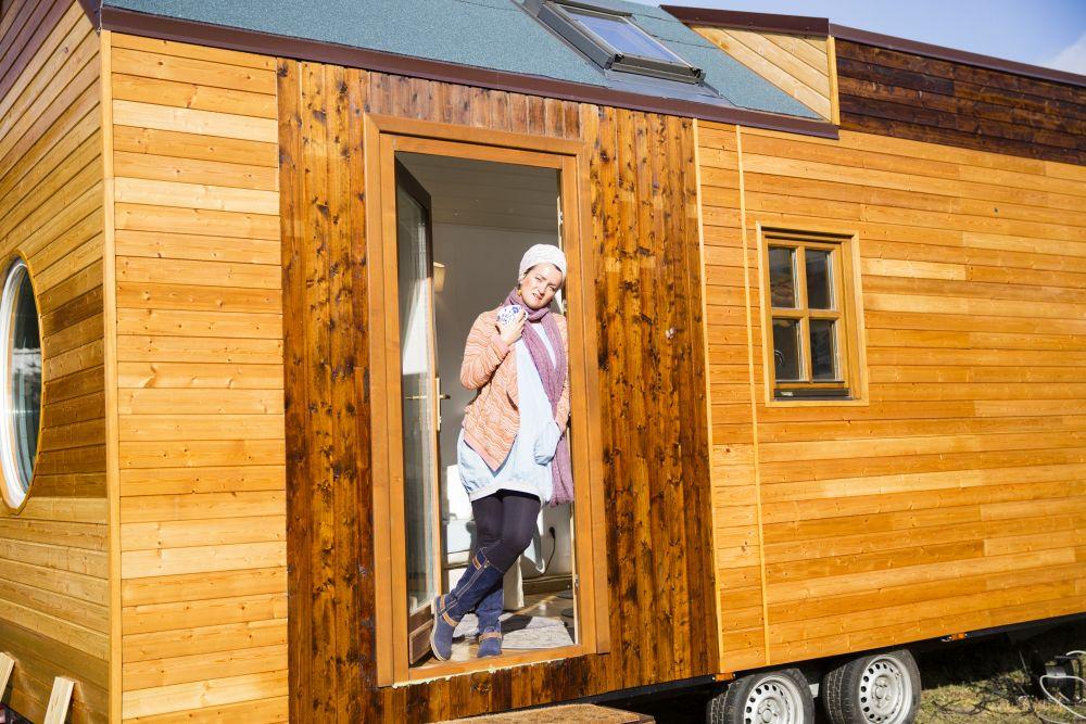 adelaparvu.com despre casa pe roti Romania, designer Gabriela Isadora, EcoTiny House, foto Bota Sorin-Andrei (20)