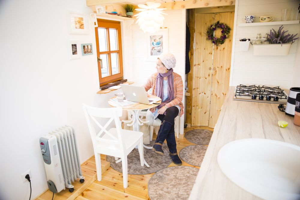 adelaparvu.com despre casa pe roti Romania, designer Gabriela Isadora, EcoTiny House, foto Bota Sorin-Andrei (8)