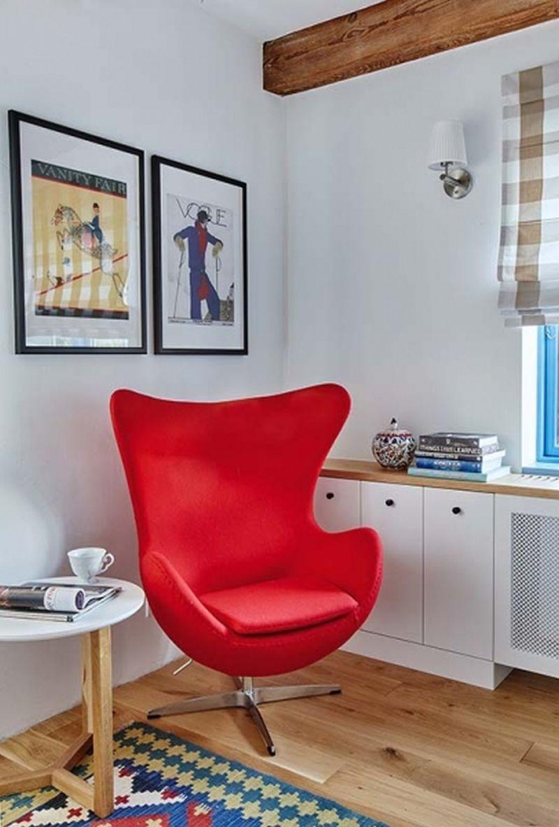adelaparvu.com despre casa rustica cu stuf si interior actual, Polonia, designer Joanna Kirylowicz, Foto Celestyna Krol (1)