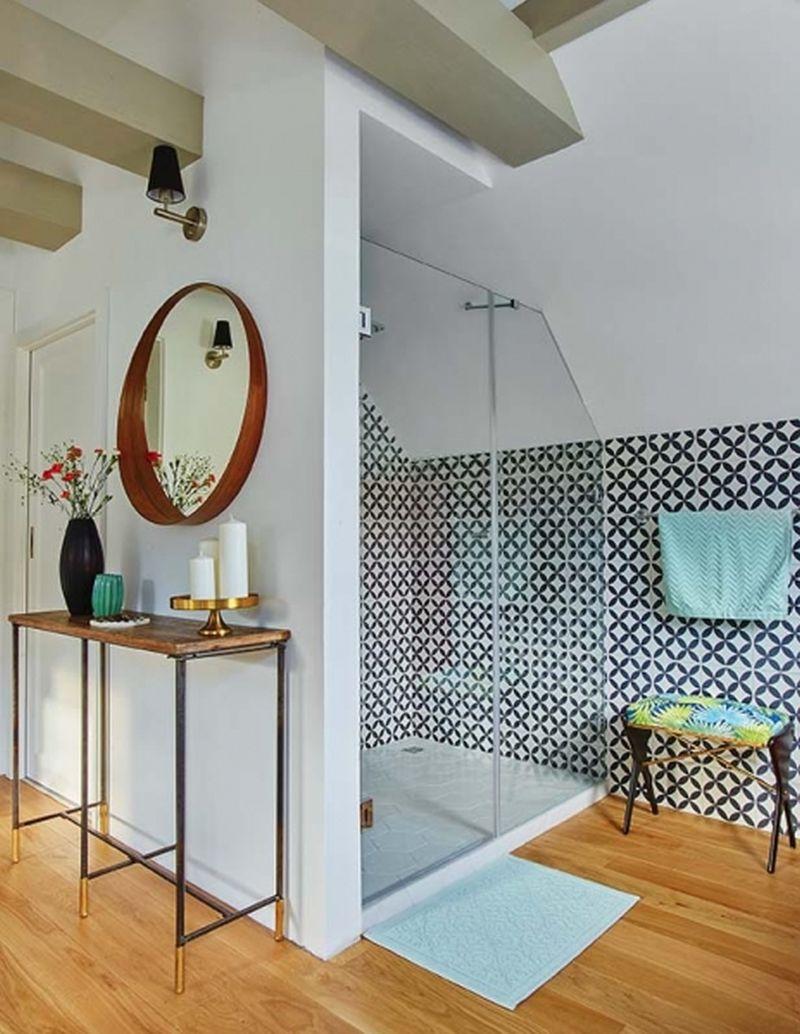 adelaparvu.com despre casa rustica cu stuf si interior actual, Polonia, designer Joanna Kirylowicz, Foto Celestyna Krol (13)