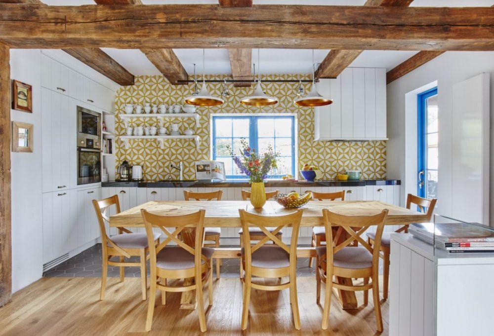 adelaparvu.com despre casa rustica cu stuf si interior actual, Polonia, designer Joanna Kirylowicz, Foto Celestyna Krol (24)