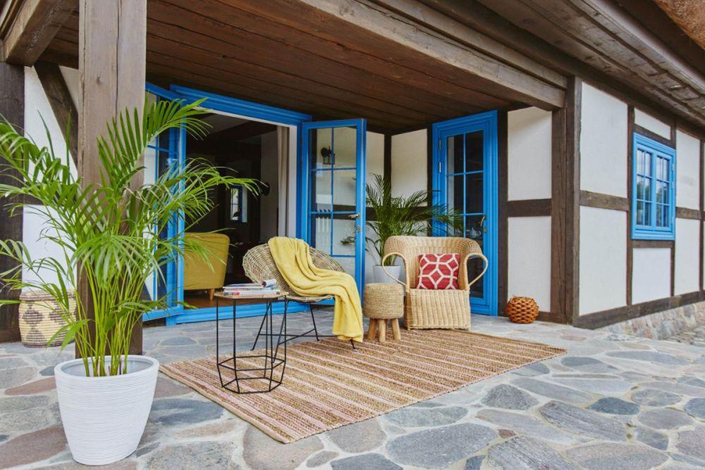 adelaparvu.com despre casa rustica cu stuf si interior actual, Polonia, designer Joanna Kirylowicz, Foto Celestyna Krol (32)