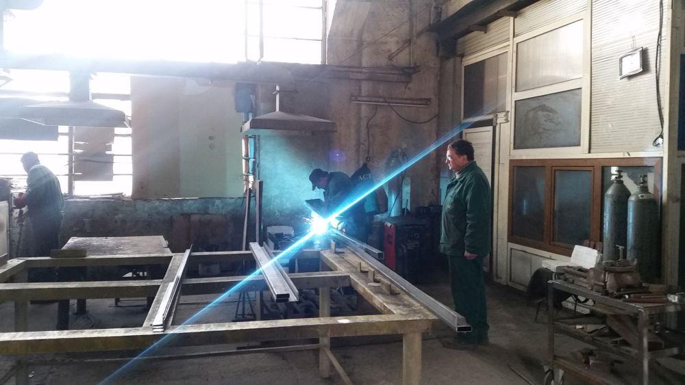 adelaparvu.com despre fabrica Aktdecor Bucuresti, mobila si decoratiuni din fier (10)