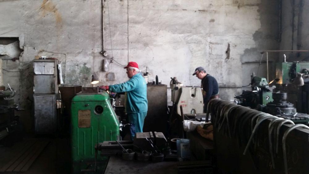 adelaparvu.com despre fabrica Aktdecor Bucuresti, mobila si decoratiuni din fier (7)