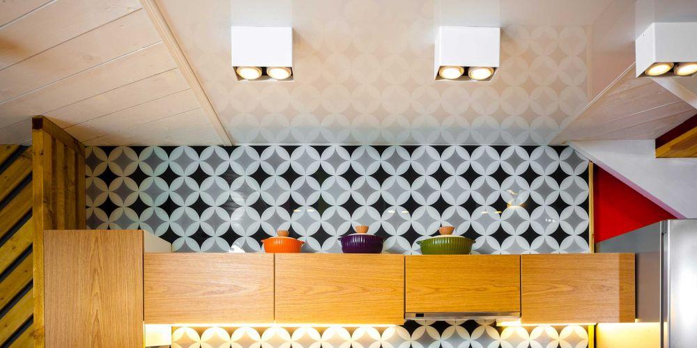 adelaparvu.com despre hol transformat in bucatarie, designer Ekaterina Lebedeva, Foto Vladimir Burcev (5)