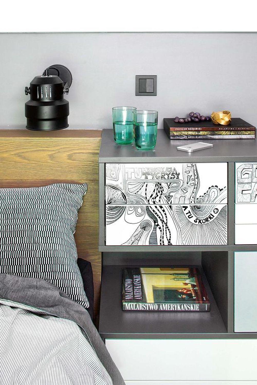 adelaparvu.com despre locuinta 40 mp cu supanta, Loft Lubelska, design Mikolajska Studio, Foto Hanna Dlugosz (12)