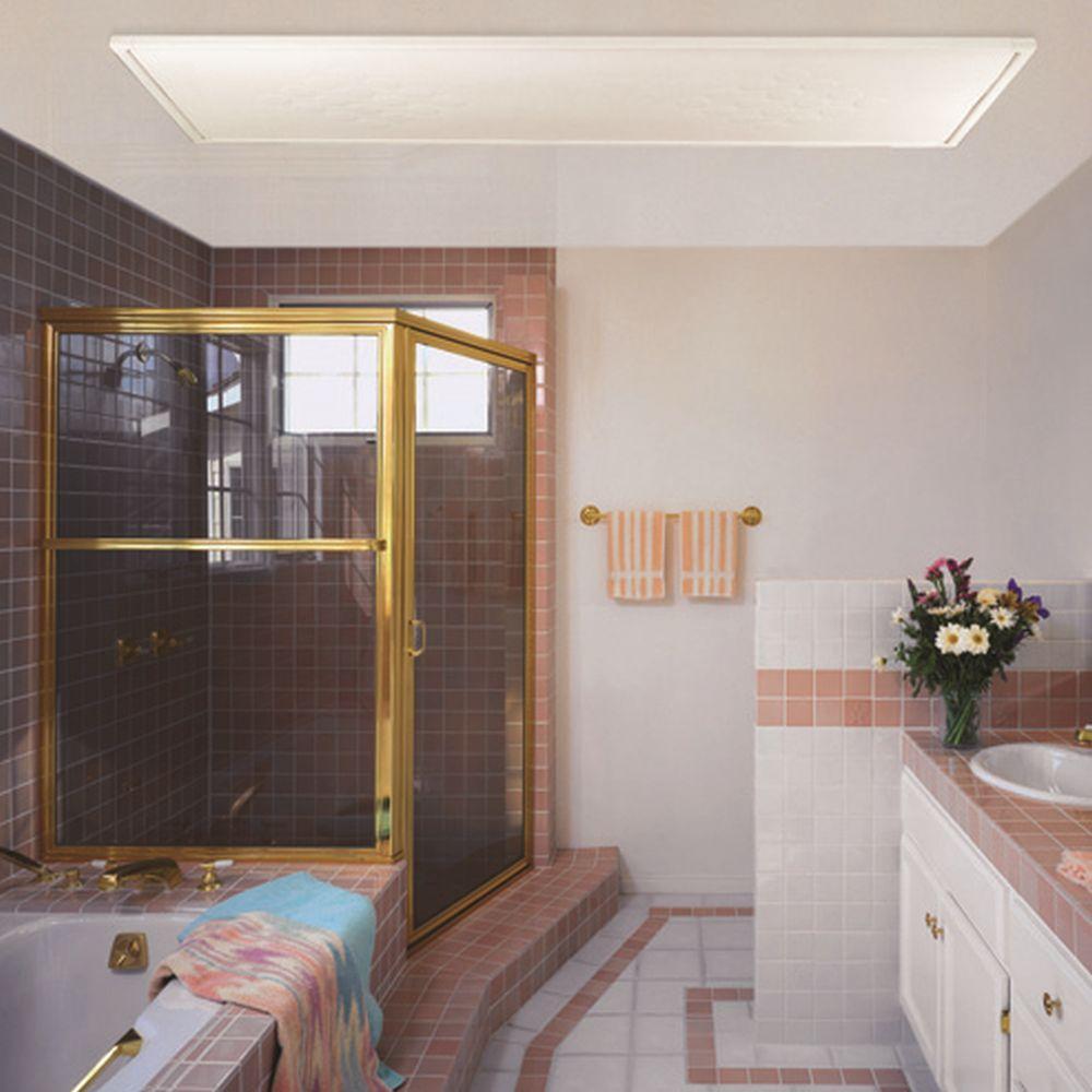 Paniurile radiante pot fi montate fără probleme și în băi. De asemenea se pretează și pentru spații exterioare, cum ar fi terase, foișoare, sere, anexe sau coridoare exterioare pentru că radiază căldură până la o distanță de 50 metri.
