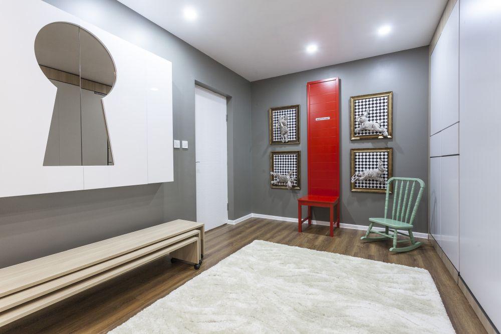 adelaparvu.com despre renovarea apartamentului familiei Cucu din Focsani, ep 10, sezonul 4, Visuri la cheie, dormitor (2)