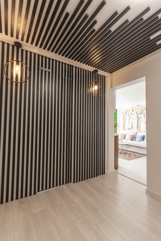 adelaparvu.com despre renovarea apartamentului familiei Cucu din Focsani, ep 10, sezonul 4, Visuri la cheie, hol (2)