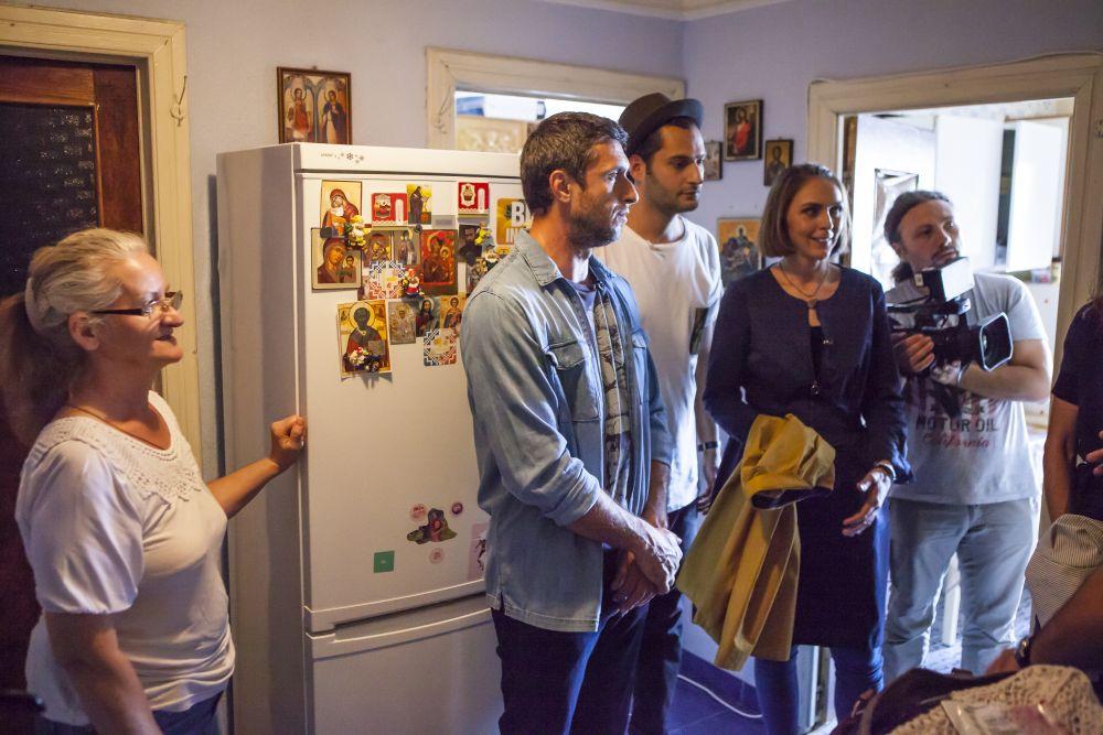 adelaparvu.com despre renovarea apartamentului familiei Cucu din Focsani, ep 10, sezonul 4, Visuri la cheie, hol (8)