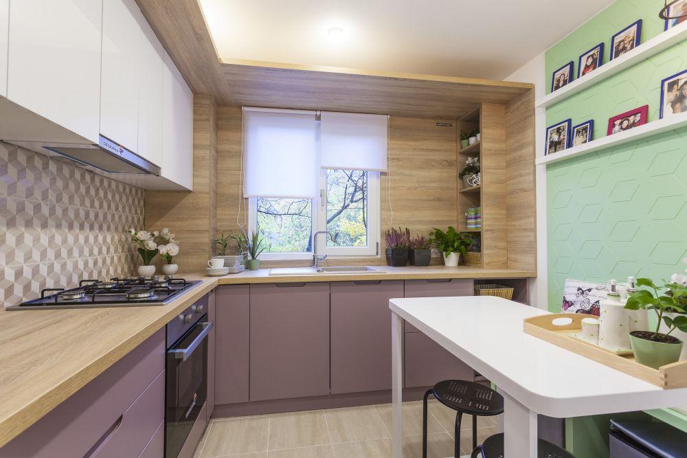 adelaparvu.com despre renovarea apartamentului familiei Dumitrascu, episodul 12, sezonul 4, Visuri la cheie, BUCATARIA (2)