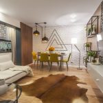 adelaparvu.com despre renovarea apartamentului familiei Dumitrascu, episodul 12, sezonul 4, Visuri la cheie, LIVING (3)