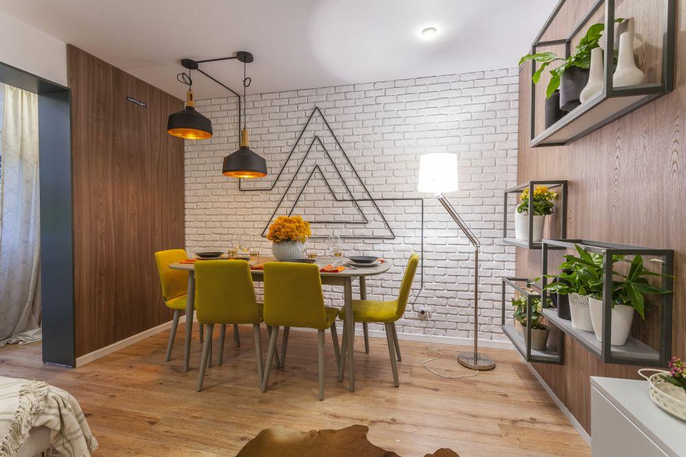 adelaparvu.com despre renovarea apartamentului familiei Dumitrascu, episodul 12, sezonul 4, Visuri la cheie, LIVING (5)