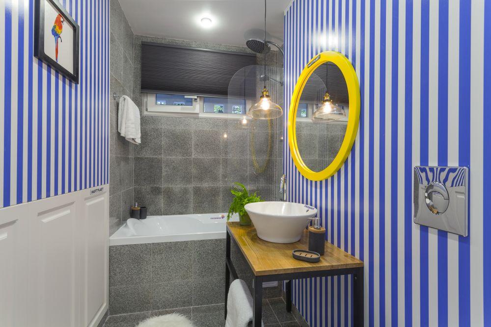 adelaparvu.com despre renovarea apartamentului familiei Dumitrascu, episodul 12, sezonul 4, Visuri la cheie, baia mare (2)