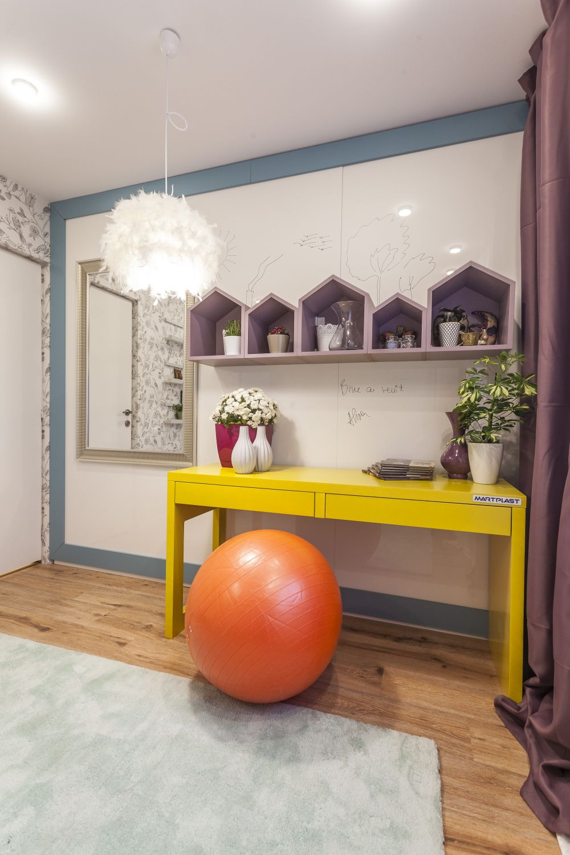 adelaparvu.com despre renovarea apartamentului familiei Dumitrascu, episodul 12, sezonul 4, Visuri la cheie, camera Delia (6)