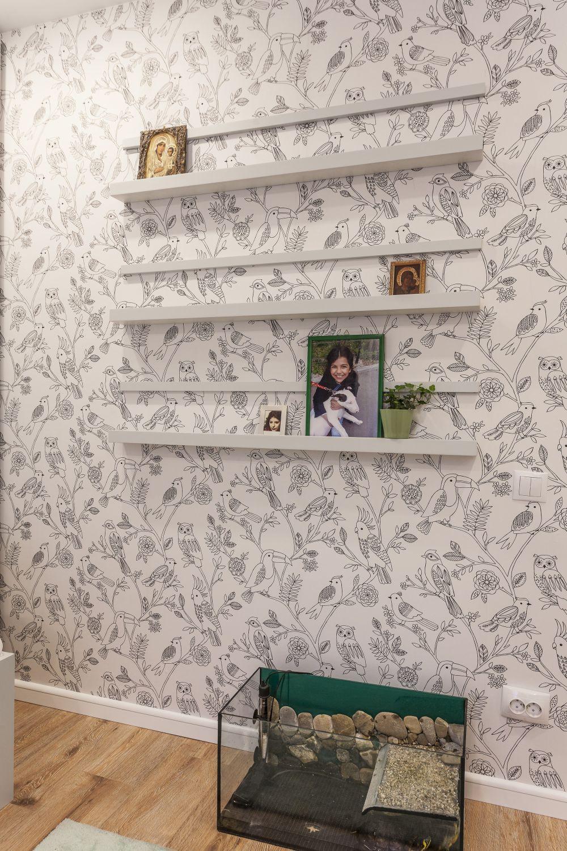adelaparvu.com despre renovarea apartamentului familiei Dumitrascu, episodul 12, sezonul 4, Visuri la cheie, camera Delia (8)
