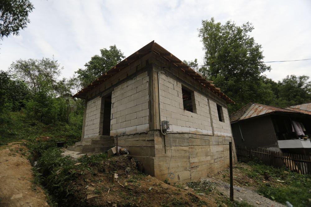Casa înainte de renovare