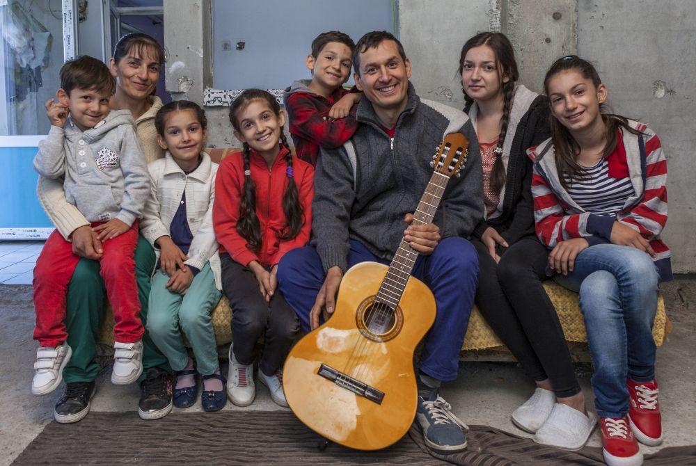adelaparvu.com despre renovarea casei familiei Ispilat din Niculesti, episodul 11, sezonul 4, Visuri la cheie, Foto ProTv (3)