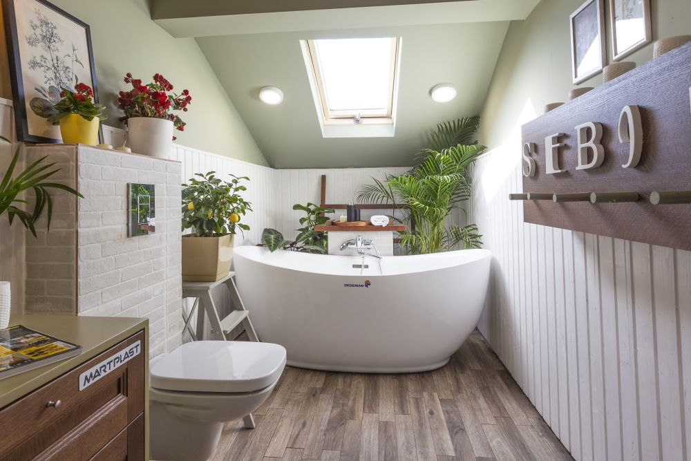 baia de la etaj după renovare