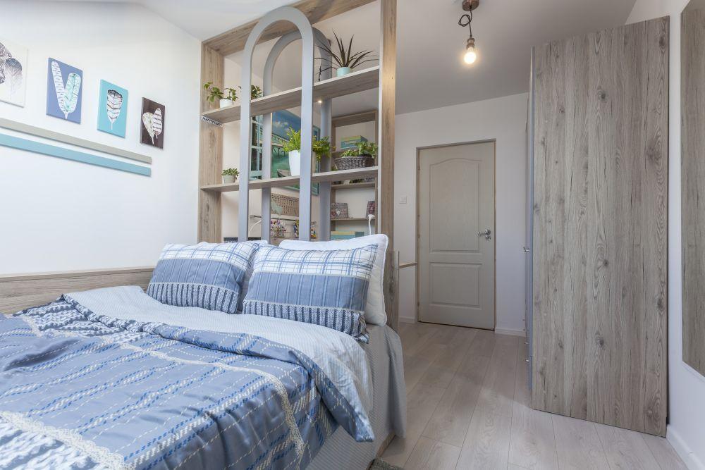 adelaparvu.com despre renovarea casei familiei Ispilat din Niculesti, episodul 11, sezonul 4, Visuri la cheie, camera Bianca si Ioana (3)