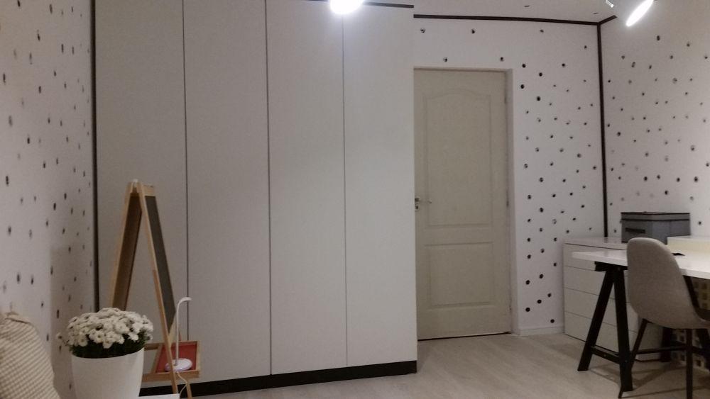 adelaparvu.com despre renovarea casei familiei Ispilat din Niculesti, episodul 11, sezonul 4, Visuri la cheie, camera Evei (5)