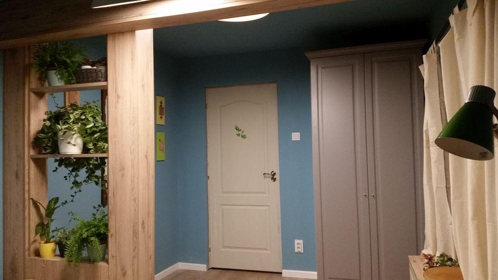 adelaparvu.com despre renovarea casei familiei Ispilat din Niculesti, episodul 11, sezonul 4, Visuri la cheie, camera Sara (5)