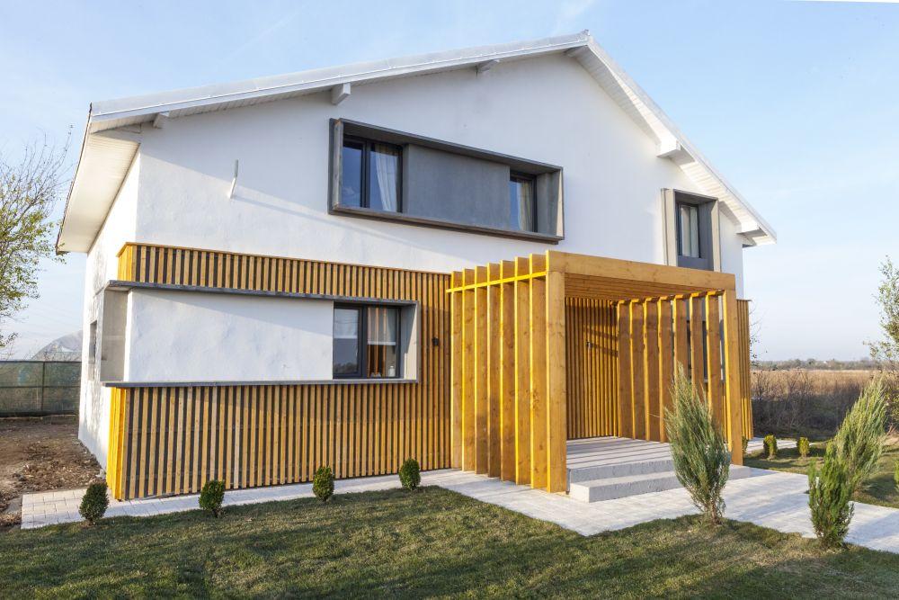 adelaparvu.com despre renovarea casei familiei Ispilat din Niculesti, episodul 11, sezonul 4, Visuri la cheie, fatade (9)