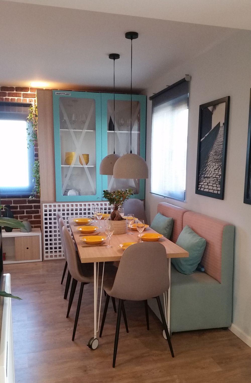 adelaparvu.com despre renovarea casei familiei Ispilat din Niculesti, episodul 11, sezonul 4, Visuri la cheie, living (14)