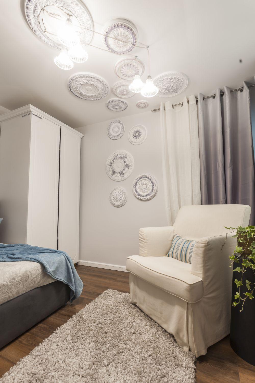 adelaparvu.com despre renovarea casei familiei Stanescu din Saveni, episodul 8, sezonul 4, Visuri la cheie, dormitorul mamei (9)