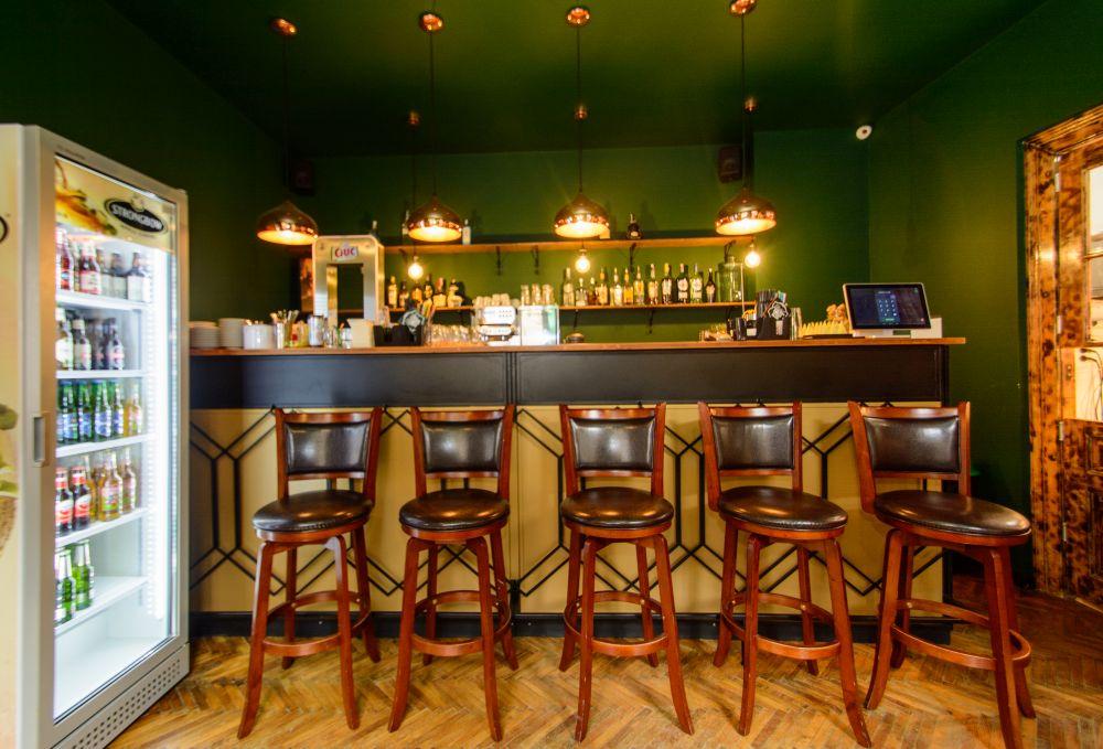 adelaparvu.com despre restaurant bio Brasov, design interior Adela Parvu (1)