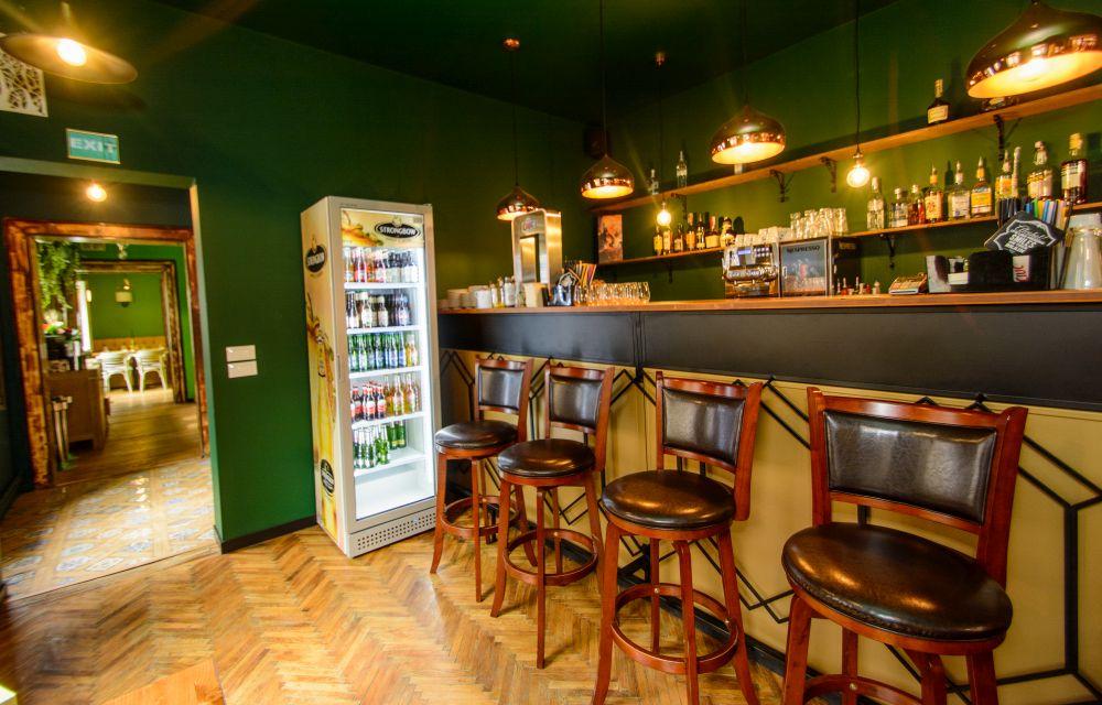 adelaparvu.com despre restaurant bio Brasov, design interior Adela Parvu (2)
