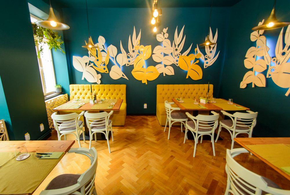 adelaparvu.com despre restaurant bio Brasov, design interior Adela Parvu (6)
