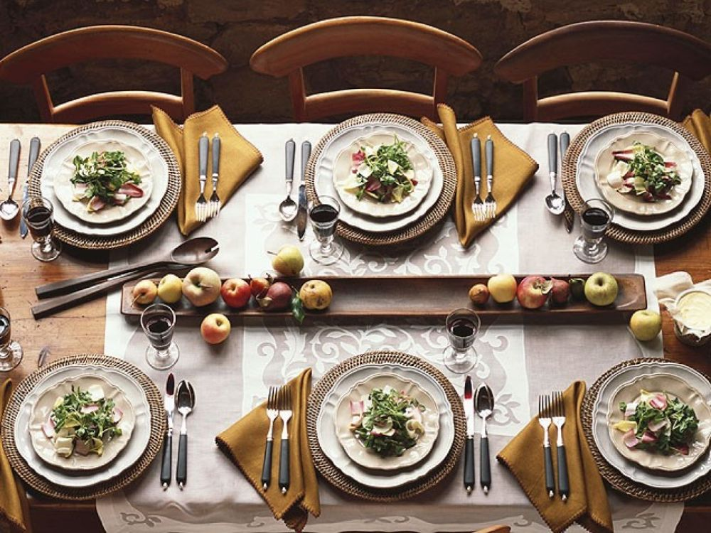 adelaparvu.com despre cum se aranjeaza masa pentru invitati in ocazii formale (8)