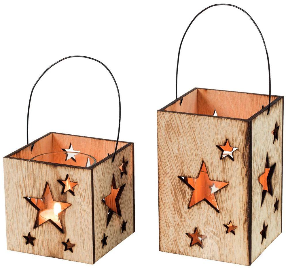 Felinare traforate din lemn, vezi dimensiuni și preț AICI
