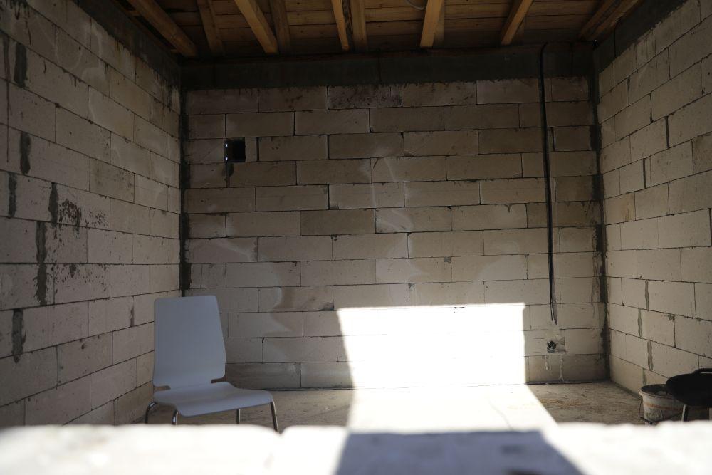 Dormitorul Lenuței înainte de renovare.