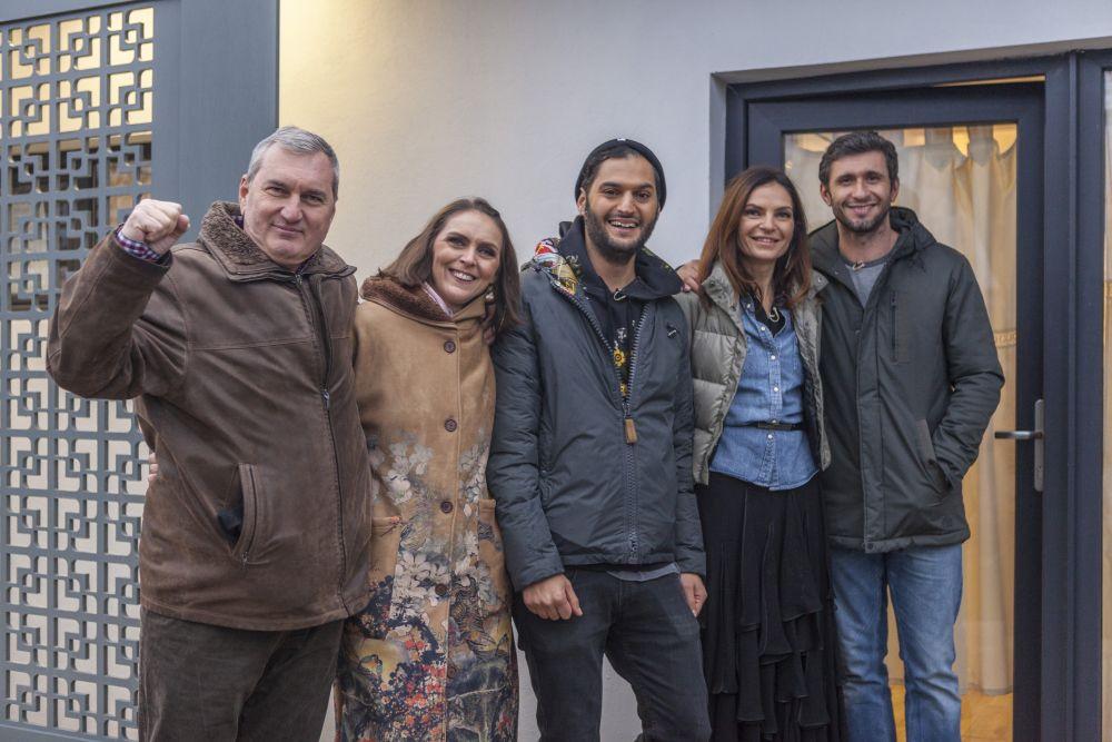 adelaparvu.com despre renovarea casei familiei Manaila, Rosiori de Ialonita, episodul 13, sezonul 4 Visuri la cheie, familia (3)
