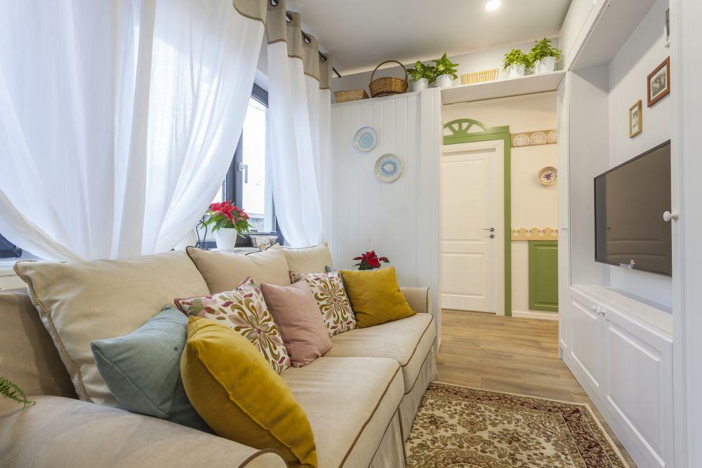 adelaparvu.com despre renovarea casei familiei Manaila, Rosiori de Ialonita, episodul 13, sezonul 4 Visuri la cheie, zona de zi (6)
