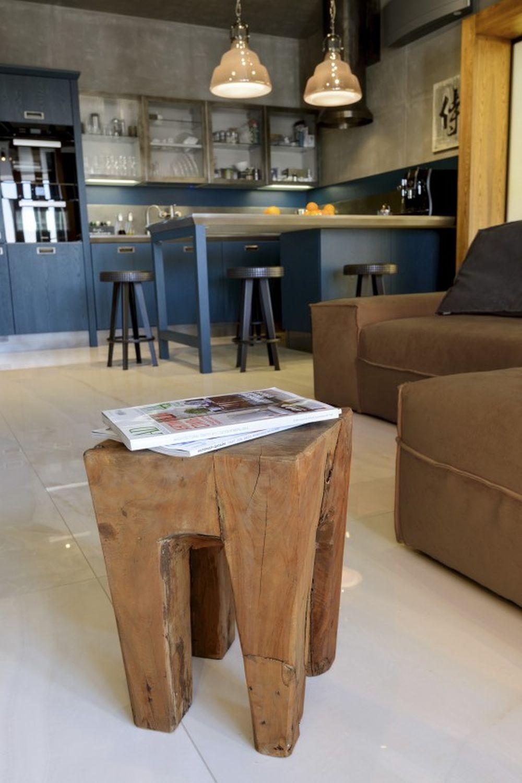adelaparvu.com despre amenajare apartament loft 70 mp, design interior SHAR (13)