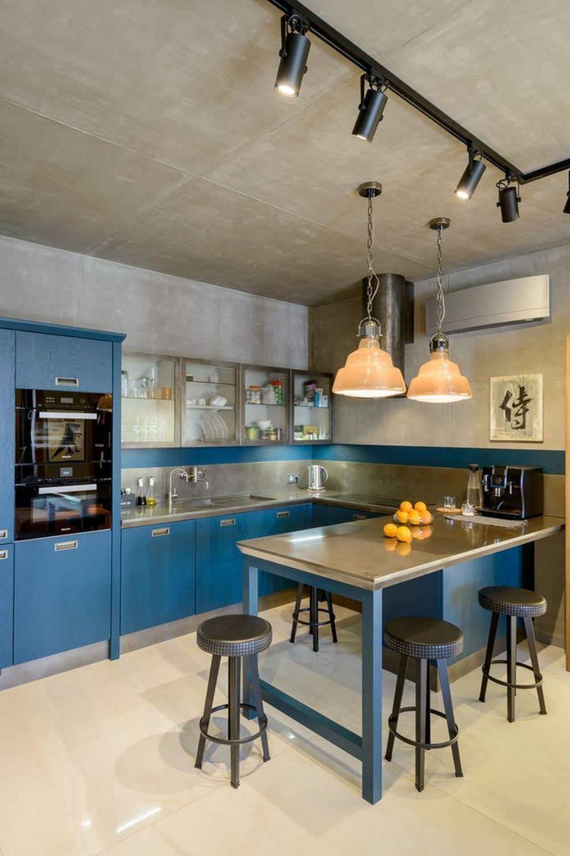 adelaparvu.com despre amenajare apartament loft 70 mp, design interior SHAR (16)