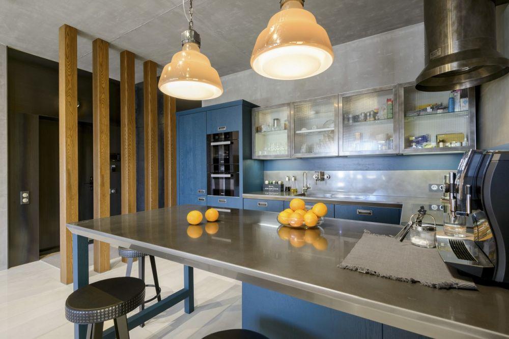 adelaparvu.com despre amenajare apartament loft 70 mp, design interior SHAR (3)