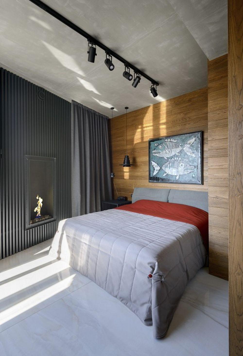 adelaparvu.com despre amenajare apartament loft 70 mp, design interior SHAR (6)