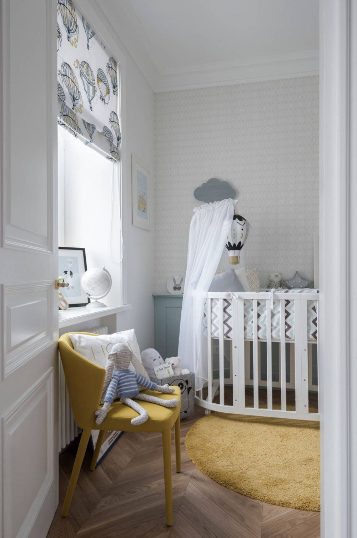 adelaparvu.com despre amenajare in stil francez apartament 72 mp, Moscova, designer Anna Kolpakova, Foto Dina Aleksandrova (11)