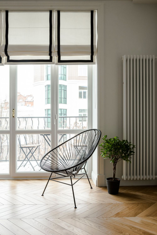 adelaparvu.com despre amenajare in stil francez apartament 72 mp, Moscova, designer Anna Kolpakova, Foto Dina Aleksandrova (19)