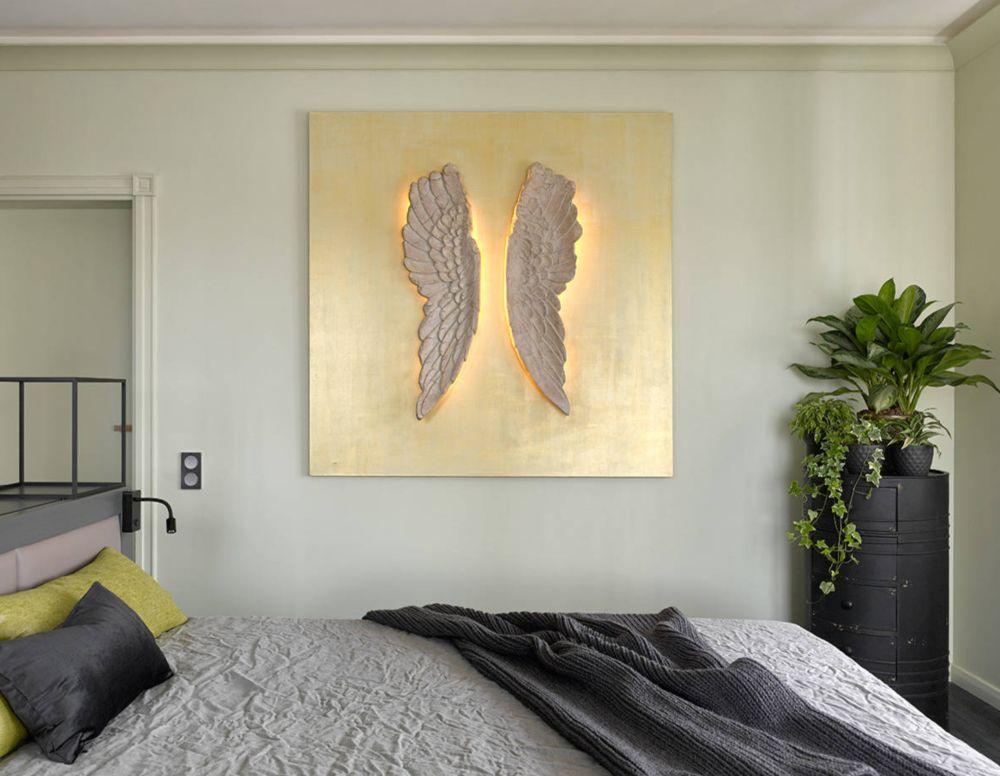 adelaparvu.com despre apartament 2 camere 57 mp, Moscova, design In-Deco, Foto Sergey Ananiev (11)