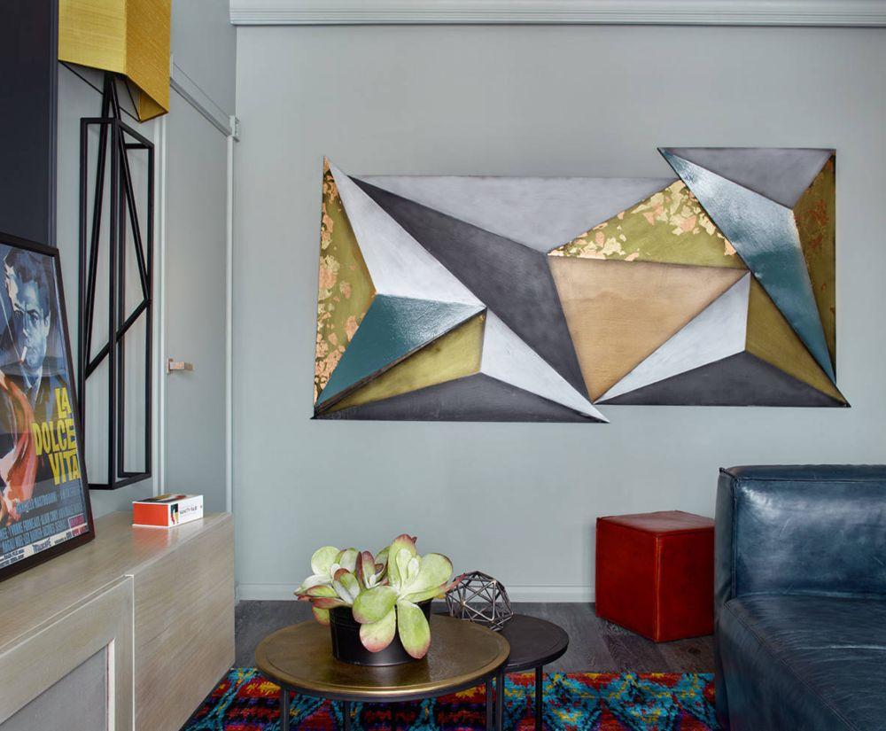 adelaparvu.com despre apartament 2 camere 57 mp, Moscova, design In-Deco, Foto Sergey Ananiev (14)